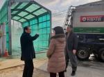농협괴산군지부 구제역확산방지 일제소독의 날 점검