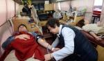혈액 부족한 2월… 고마운 헌혈자