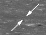 美 나사 우주선, 中 창어 4호 달 뒷면 착륙지점 확인