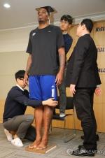 프로농구 외국인 선수 신장 및 NBA 경력 제한 전면 폐지