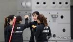"""역시 팀 킴! """"좋은 경쟁, 재밌는 컬링 할 수 있어 기뻐"""""""