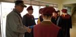 보은경찰서, 건전한 졸업식 문화 조성 캠페인