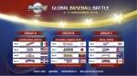 한국 야구, 프리미어 12서 쿠바·호주·캐나다와 경쟁