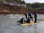 충남소방 기동대·구조대 합동 훈련