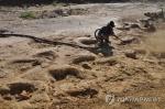 호주서 9천5백만년 전 공룡 발자국 발견