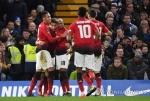 에레라·포그바 연속골…맨유, 첼시 제압하고 FA컵 8강 진출