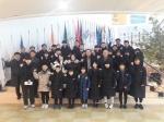 충북도의회 행정문화위, 동계체전 충북선수단 격려