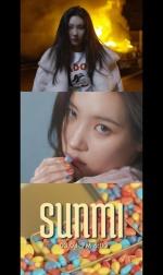 선미, 다음달 4일 컴백…4연속 흥행 홈런 도전