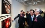 막 오른 한국보도사진전 '평화, 다시 하나로'