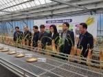 농산사업소 현장 찾은 충북도의회 산경위
