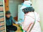 제천 영서동 주민·제천노인병원 홀몸노인 돌보기