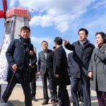 '도시재생 뉴딜사업지' 동구 찾은 허태정 시장