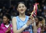 여자농구 7라운드 MVP에 하나은행 강이슬