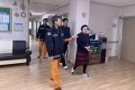 류광희 영동소방서장, 노유자시설 현장지도 방문…피난대책 강조