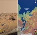 '패스파인더' 20여년 전 화성 착륙지는 고대 바닷가