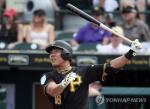 강정호, 3타수 무안타 1타점…MLB 시범경기 타율 0.179