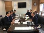 세종·충남 전문건설협-예산군청, 건설경제 간담회