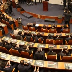 한국당 비상 연석회의