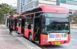 대전시, 출입문 3개 저상 시내버스 특·광역 최초 운행