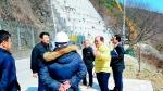 류한우 군수, 국가안전대진단 현장 안전점검