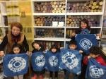 서천군 한산모시관서 어린이 명장체험 운영