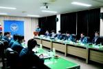 남택화 충북지방경찰청장, 음성경찰서 방문
