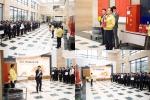 전북은행, 제410차 민방위의 날 화재대피훈련