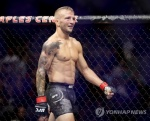 UFC 딜라쇼, 금지약물 적발…밴텀급 타이틀 자진반납