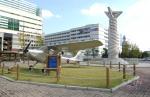 분명히 존재했던 대전 비행장, 지금은 모형 비행기만…