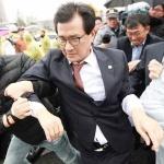 """이시종 충북도지사 """"충북선 고속화 봉양역 경유 현실적"""""""