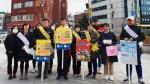 서산시 보건소, 제9회 결핵예방의 날 홍보 캠페인 실시
