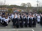 계룡시, 100년 전 두계장터 4·1만세운동 재현