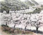 수묵담채화로 담아낸 봄·여름·가을·겨울