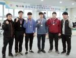 영동 영신중 ,제48회 충북소년체전서 눈부신 성적 거둬