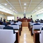 아산시의회 제211회 임시회 개회로 의정활동 돌입