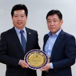 아산시의회 최재영 의원,  2019년 제1회 지구촌 신인루키상 수상