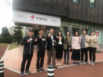 충남도외국어교육원, 헌혈 캠페인 참여
