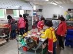 청주 율량사천동 지역사회보장협·하나봉사대 반찬 봉사