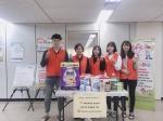 KB손해보험 봉사팀, 대전가정위탁지원센터 위문품 전달