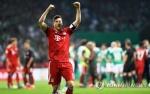 '레반도프스키 멀티골' 뮌헨, 브레멘 꺾고 DFB포칼 결승행