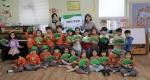 청주 가경유치원, 충북 초록우산에 나눔수업 저금통 수익금 기탁