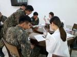 한국건강관리협회 육군 2161부대 금연클리닉